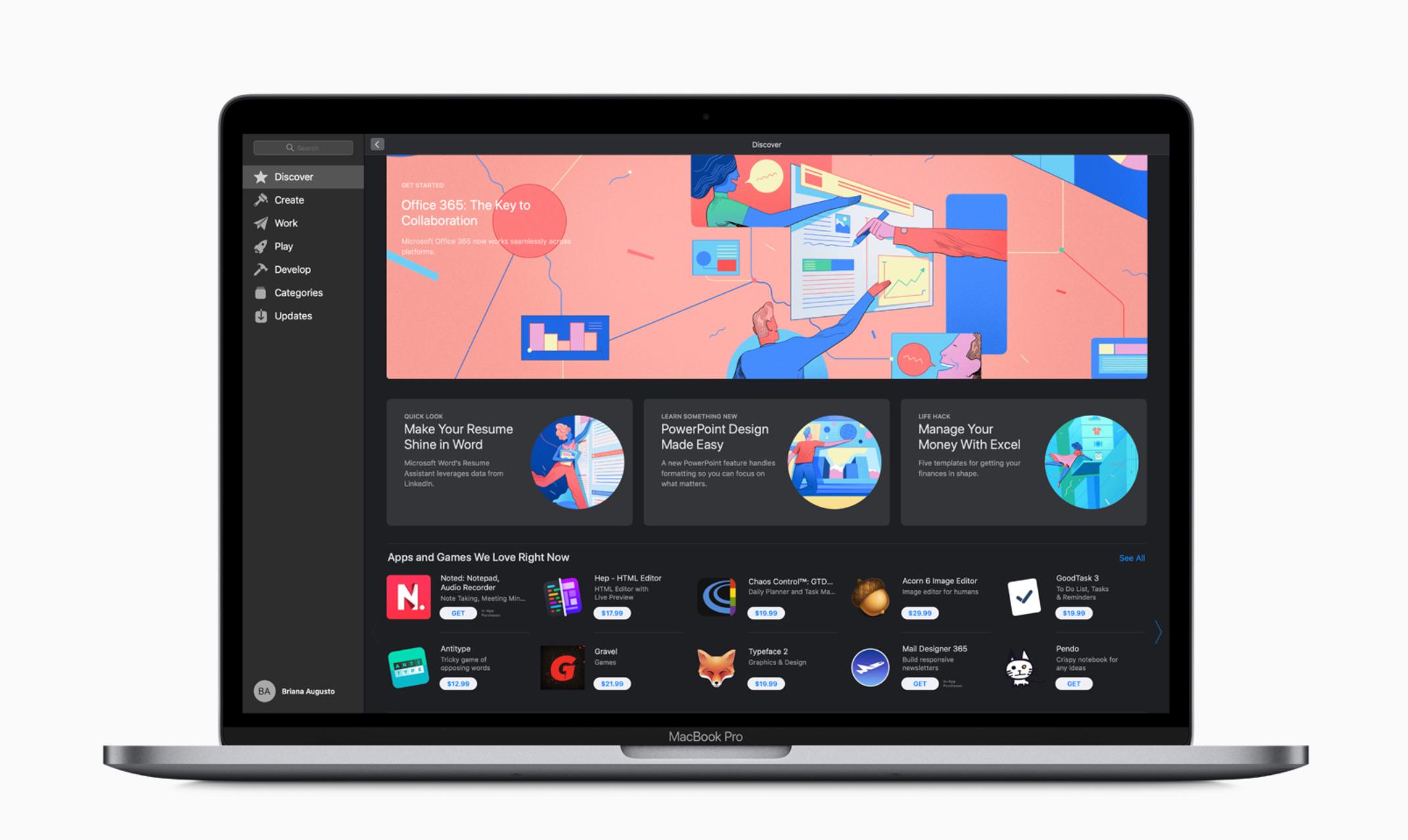 Cai dat Microsoft 365 trên Mac